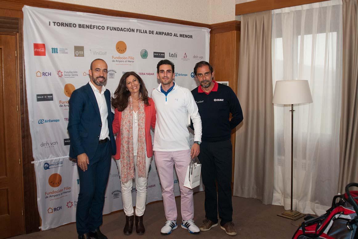 Fundación Filia Primer Torneo Solidario de Golf