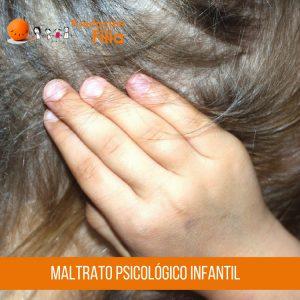 Filia trabaja para que no haya maltrato Psicológico Infantil