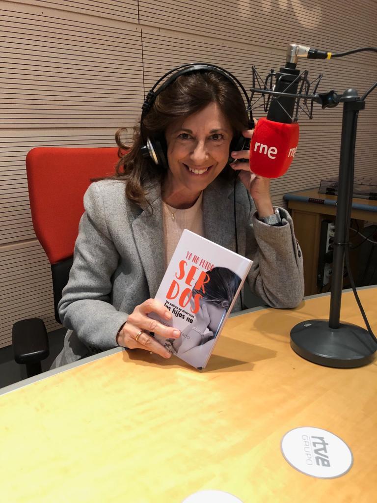 Lucía del Prado en RNE