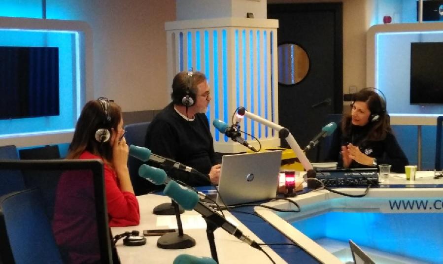 Lucia del Prado en Herrera en La Cope