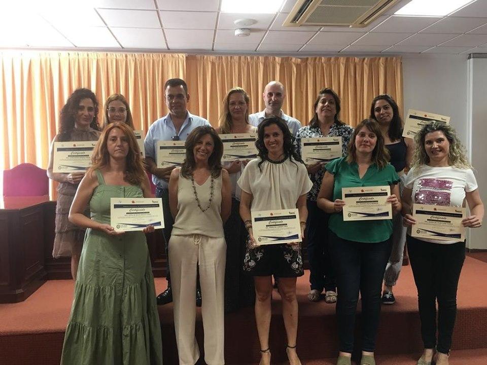 Primeros Coordinadores Parentales graduados por la UCAM