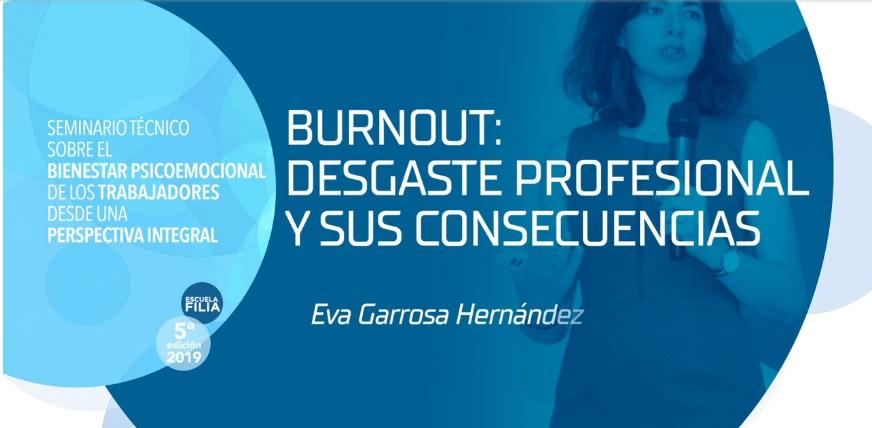 Jornada técnica Burnout: desgaste profesional y sus consecuencias