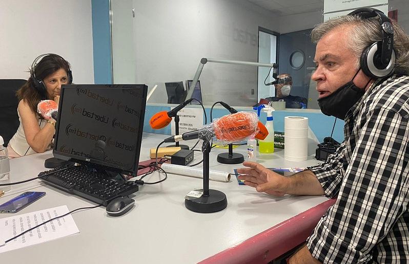 lucia en radio libertad2